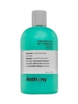 INVIGORATING RUSH HAIR + BODY WASH