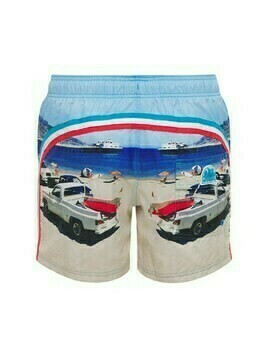 Recycled Tech Swim Shorts