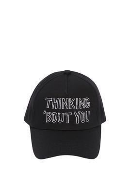 THINKING 'BOUT YOU BASEBALL HAT