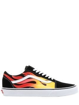 FLAME OLD SKOOL SNEAKERS