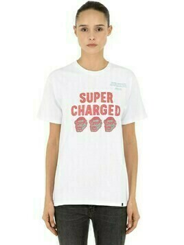 Super Charged Cotton Jersey T-shirt