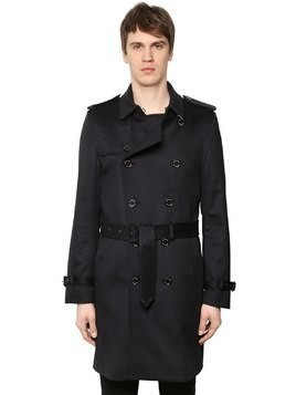 KENSINGTON CASHMERE CLOTH TRENCH COAT