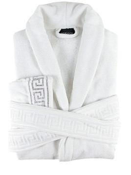MEDUSA CRYSTAL COTTON BATHROBE