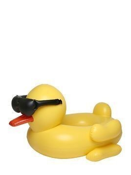 INFLATABLE DUCK POOL FLOAT