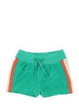 COTTON TERRY SWEAT SHORTS