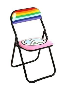 PEACE FOLDING CHAIR