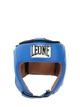 CONTEST LEATHER BOXING HELMET