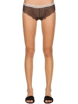DRAGON FLY LACE BOY SHORTS