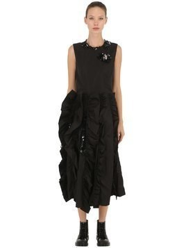 4 MONCLER SIMONE ROCHA DRESS