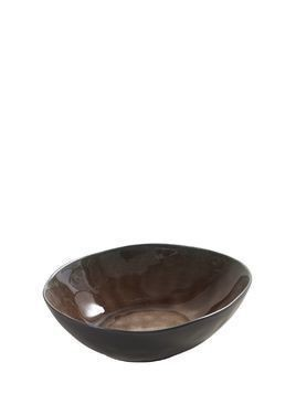 PURE SET OF 2 LARGE OVAL BOWLS