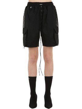 COTTON MILITARY SHORTS