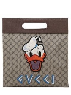 DONALD DUCK GG SUPREME MEDIUM TOTE BAG
