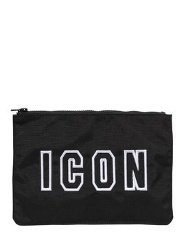 ICON FRAME TECH NYLON POUCH