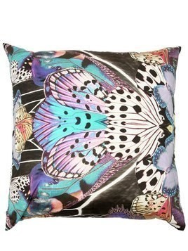 LARGE FLYING WINGS SATIN ACCENT PILLOW