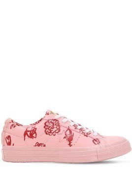 SHRIMPS ONE STAR SUEDE SNEAKERS
