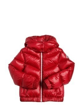 ADELIE NYLON DOWN JACKET