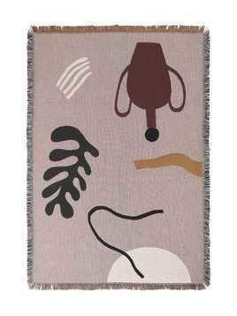 MIRAGE COTTON BLANKET