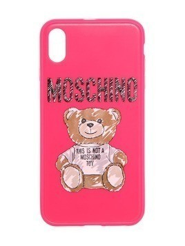 TEDDY PRINT I PHONE XS MAX COVER