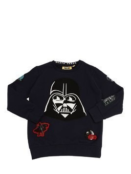 DARTH VADER COTTON SWEATSHIRT