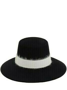 Stevie Wool Felt Hat W/ Hatband