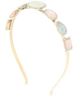 INCANTESIMO STONE & CRYSTAL HEADBAND