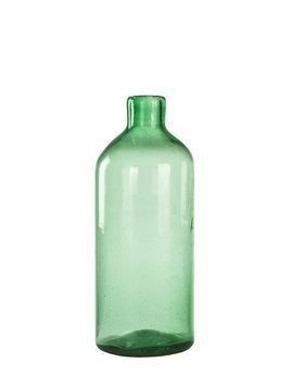 CANTEL COLLECTION RECYCLED GLASS VASE