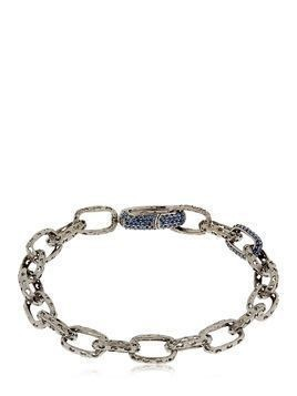 THE WARRIOR RECTANGULAR LINKS BRACELET