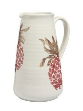 TALL PINEAPPLE PITCHER