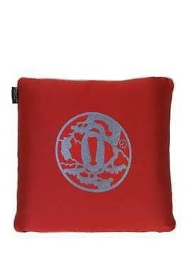 JAPAN SILK BLEND THROW CUSHION