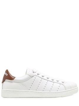 10MM SANTA MONICA LEATHER SNEAKERS