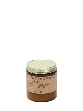 NO.32 SANDALWOOD ROSE MINI SOY CANDLE