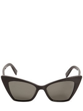 VICTOR CAT EYE ACETATE SUNGLASSES