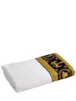 BAROCCO & ROBE PRINTED BATH TOWEL