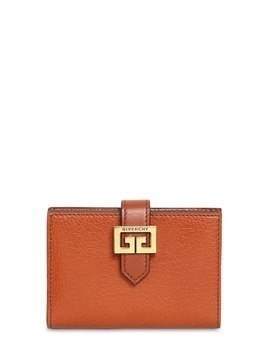 GV3 LEATHER WALLET