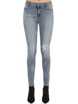 ESSENTIAL COTTON DENIM JEANS