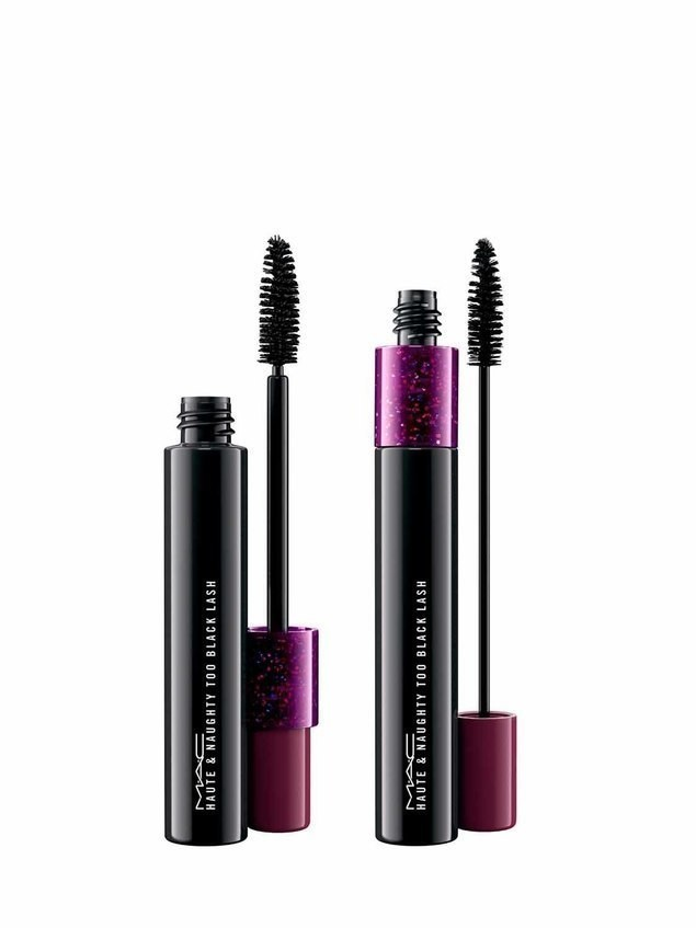 HAUTE & NAUGHTY TOO BLACK MASCARA