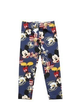 MICKEY MOUSE MILANO JERSEY LEGGINGS