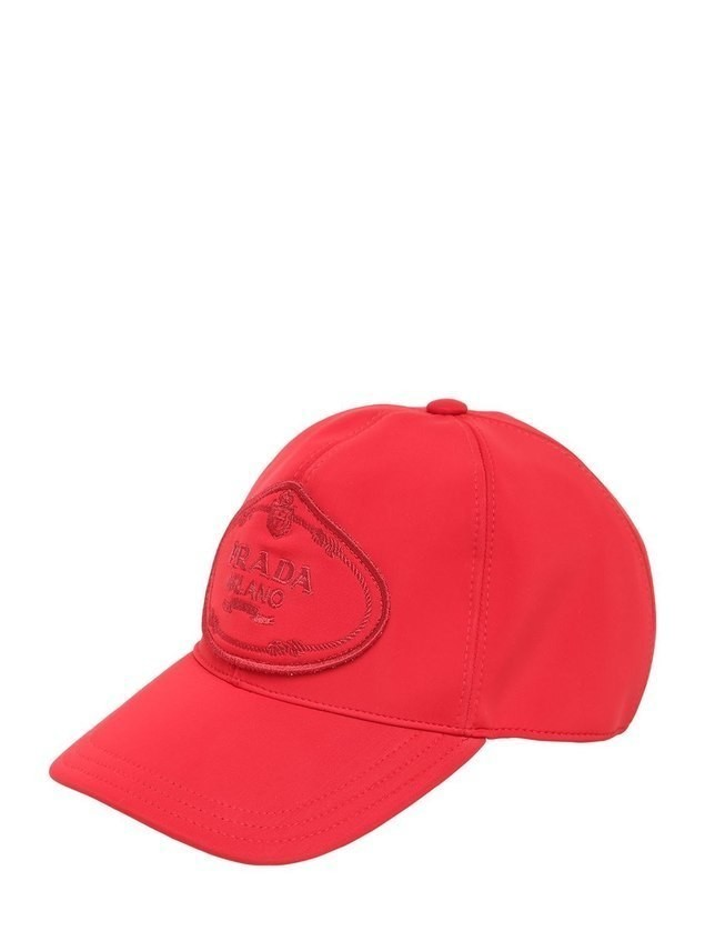 LOGO PATCH NEOPRENE BASEBALL HAT