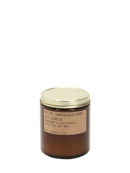 NO.32 SANDALWOOD ROSE MEDIUM SOY CANDLE