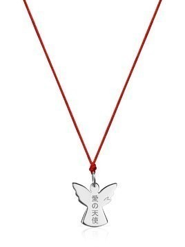 JAPANESE ANGEL OF LOVE NECKLACE