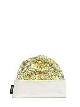 Baroque Print Cotton Jersey Hat