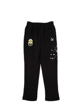 MINIONS PRINT COTTON SWEATPANTS