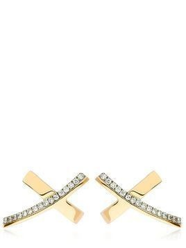 SIRACUSA DIAMOND EARRINGS