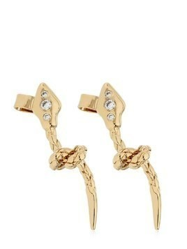 SNAKE KNOT EARRINGS
