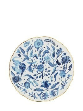 ALL OVER DINNER PORCELAIN PLATE