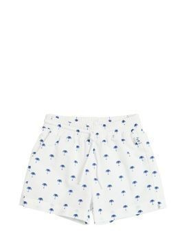 PALMS PRINTED SWIM SHORTS