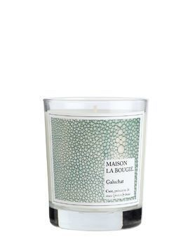 LARGE GALUCHAT SCENTED CANDLE