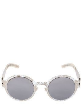 MAISON MARGIELA HAND-PAINTED SUNGLASSES