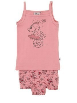 MINNIE ORGANIC JERSEY TANK TOP & SHORTS