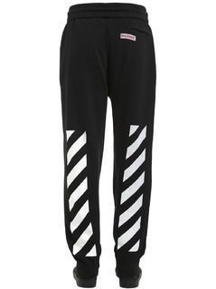ARROWS COTTON SWEATPANTS